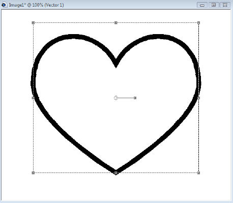 PSP Preset Shapes Heart http://mypspx3.com/maintuts/advanced/Sweetheart/sweetheart.html